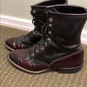 Laredo Made In USA Leather boots